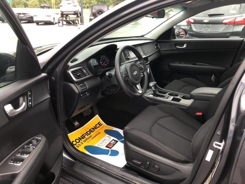 Kia Optima 2017 price $13,965