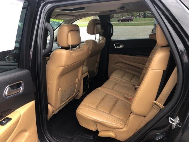 Dodge Durango 2012 price $18,995