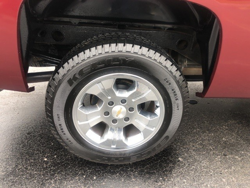 Chevrolet Silverado 1500 2013 price $18,988