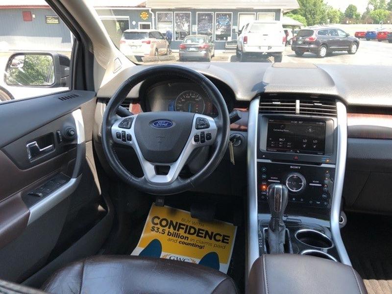 Ford Edge 2013 price $11,898