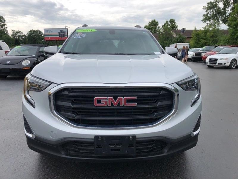 GMC Terrain 2018 price $22,488