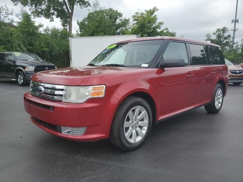 Ford Flex 2009 price $6,988