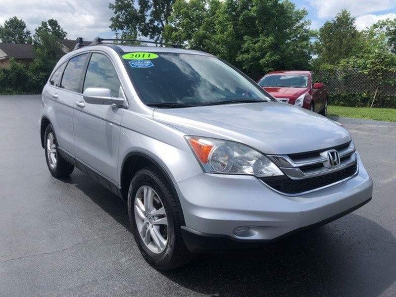 Honda CR-V 2011 price $9,798