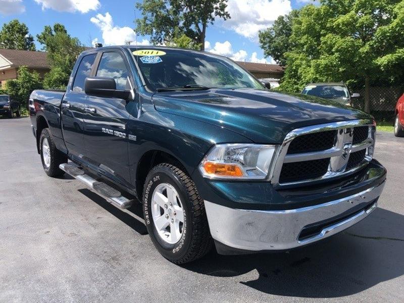 Ram 1500 2011 price $17,988