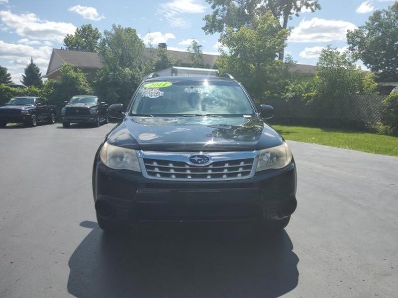 Subaru Forester 2011 price $8,798