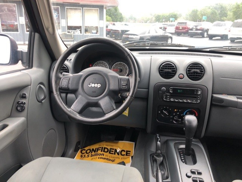 Jeep Liberty 2005 price $5,988
