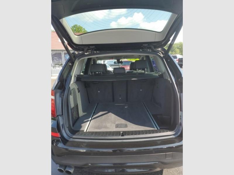 BMW X3 2016 price $16,998