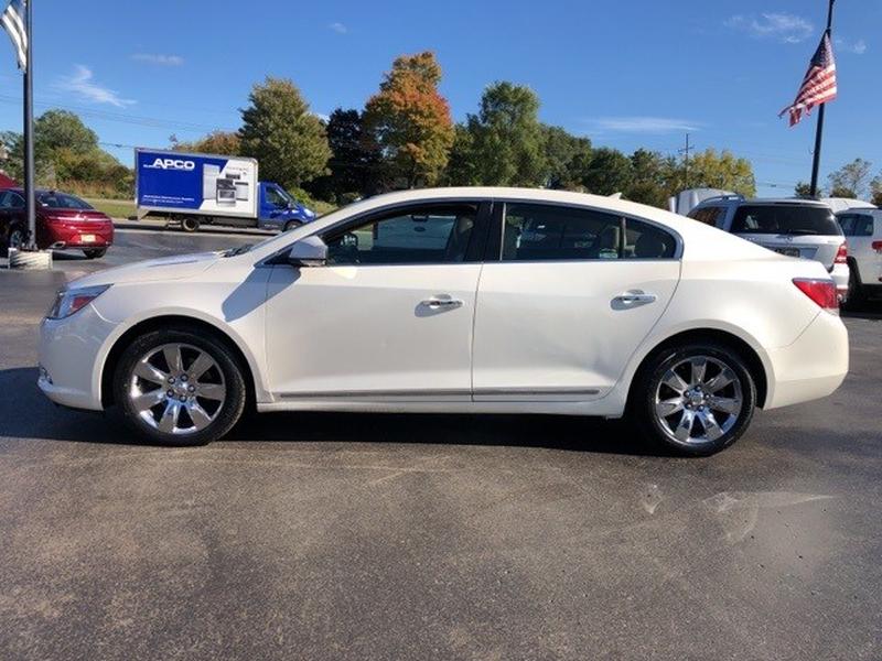 Buick LaCrosse 2012 price $9,495