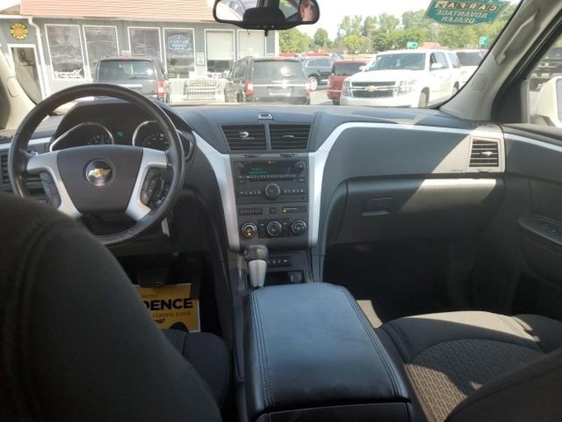 Chevrolet Traverse 2011 price $11,598