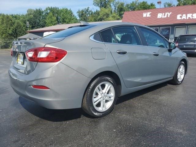 Chevrolet Cruze 2017 price $15,888