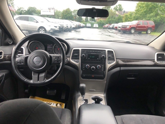 Jeep Grand Cherokee 2012 price $14,444