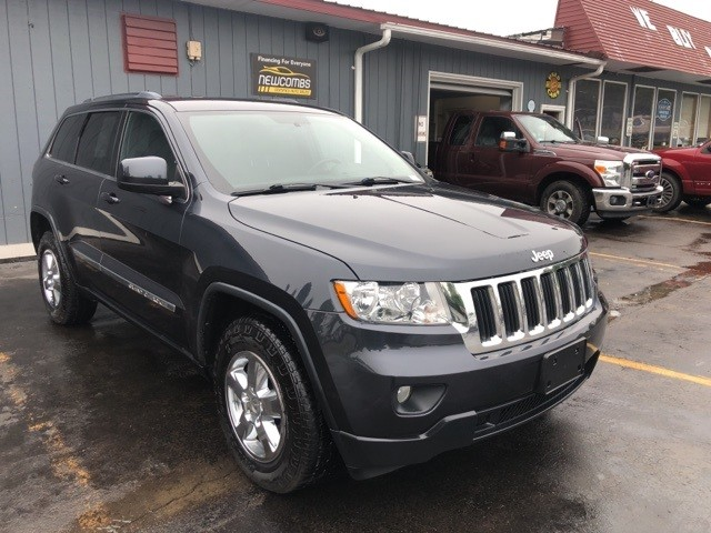 Jeep Grand Cherokee 2012 price $14,444