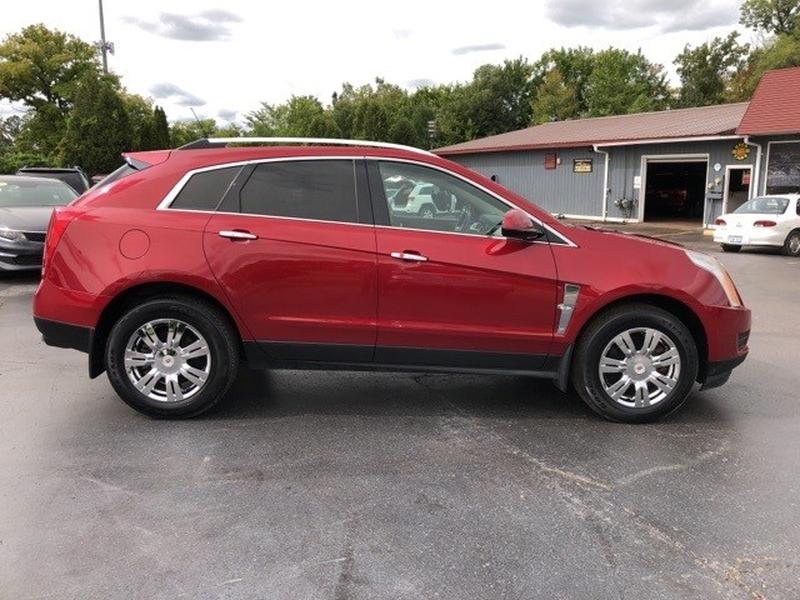 Cadillac SRX 2012 price $11,998