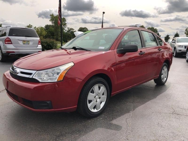 Ford Focus 2011 price $6,998
