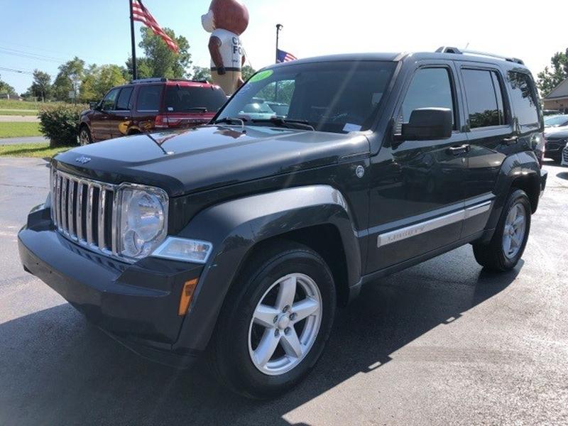 Jeep Liberty 2011 price $11,750