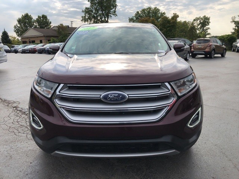 Ford Edge 2017 price $19,699