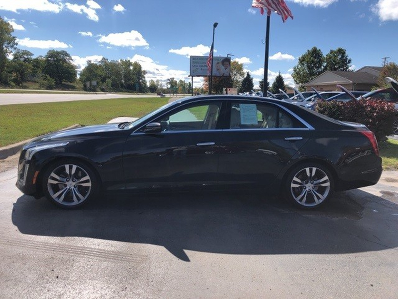 Cadillac CTS 2014 price $23,997