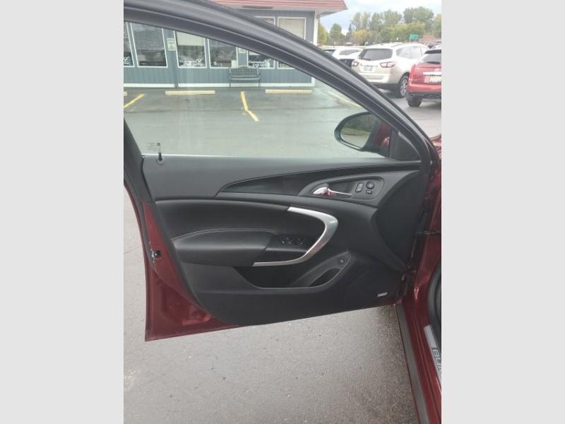 Buick Regal 2017 price $21,869
