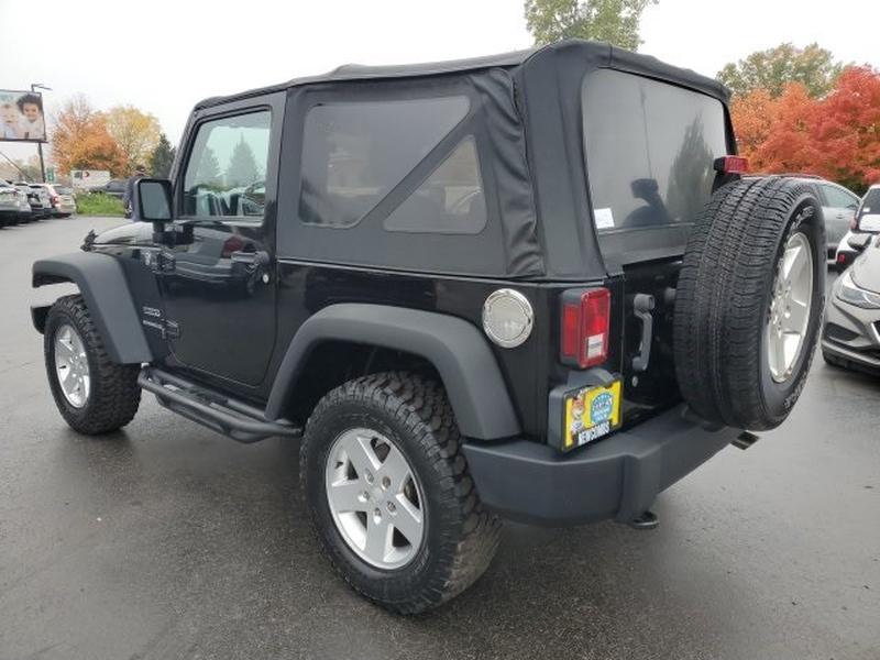 Jeep Wrangler 2011 price $19,998
