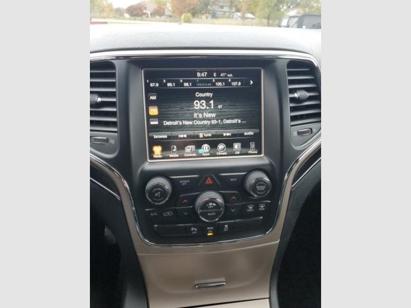 Jeep Grand Cherokee 2014 price $18,258