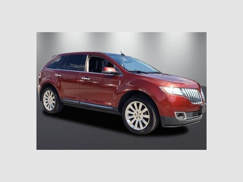 Lincoln MKX 2013 price $11,992