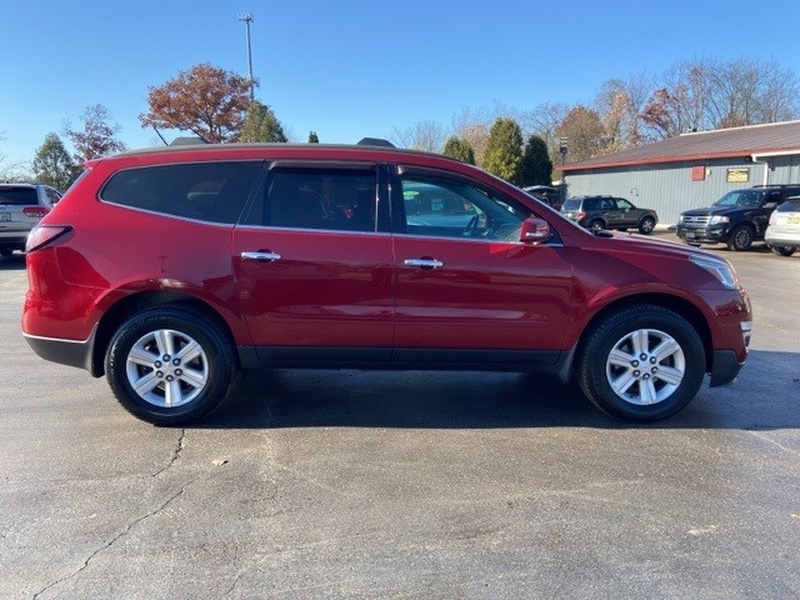 Chevrolet Traverse 2013 price $13,997