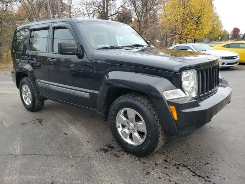 Jeep Liberty 2010 price $10,893