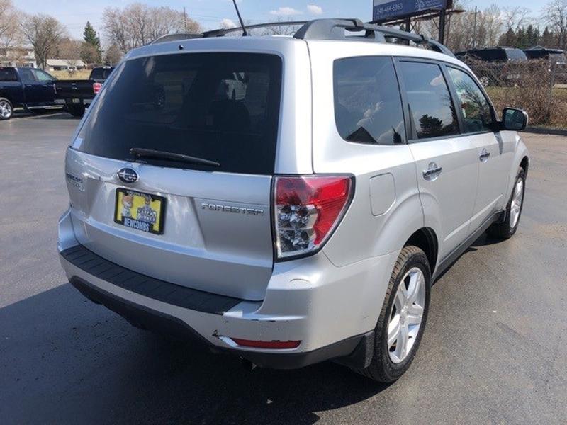 Subaru Forester 2009 price $9,500