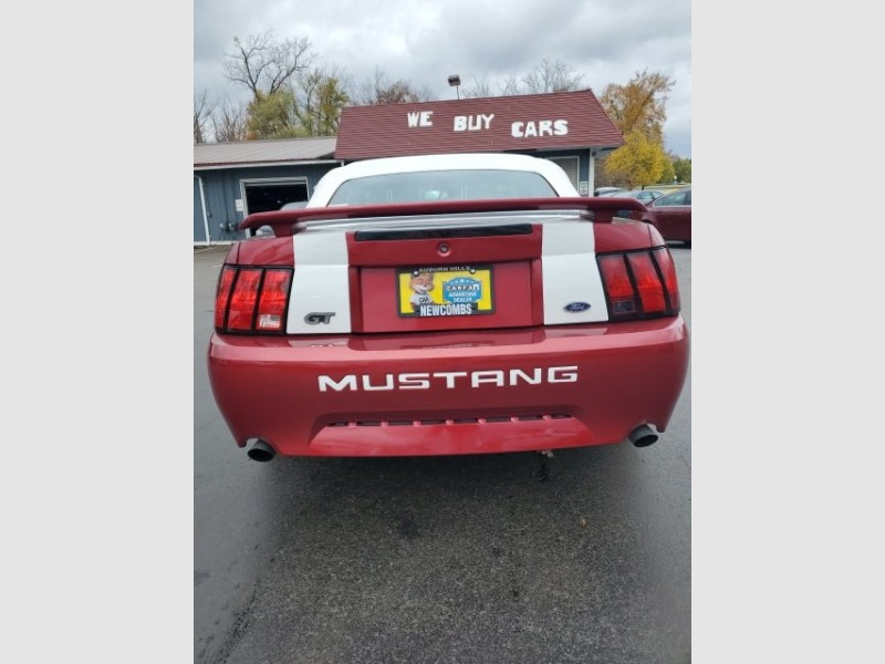 Ford Mustang 2004 price $11,997