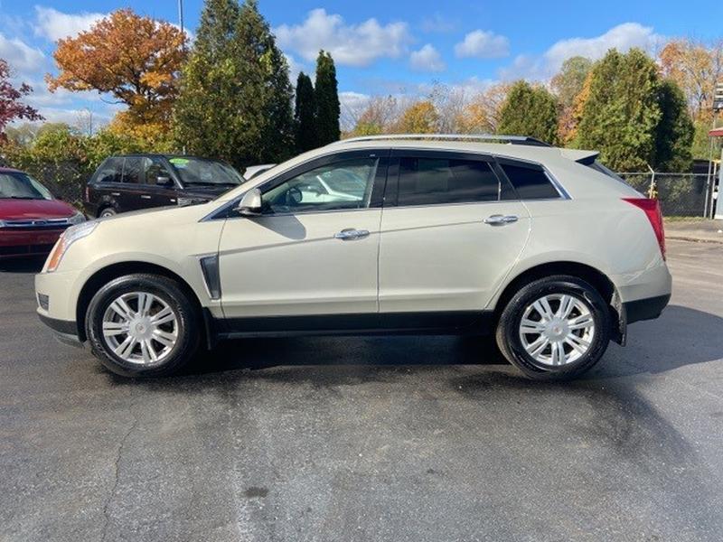 Cadillac SRX 2015 price $18,994