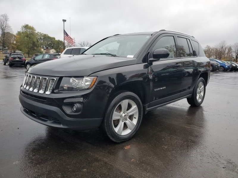 Jeep Compass 2014 price $12,484
