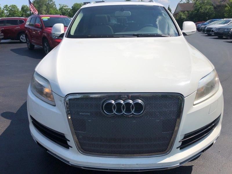 Audi Q7 2007 price $8,500