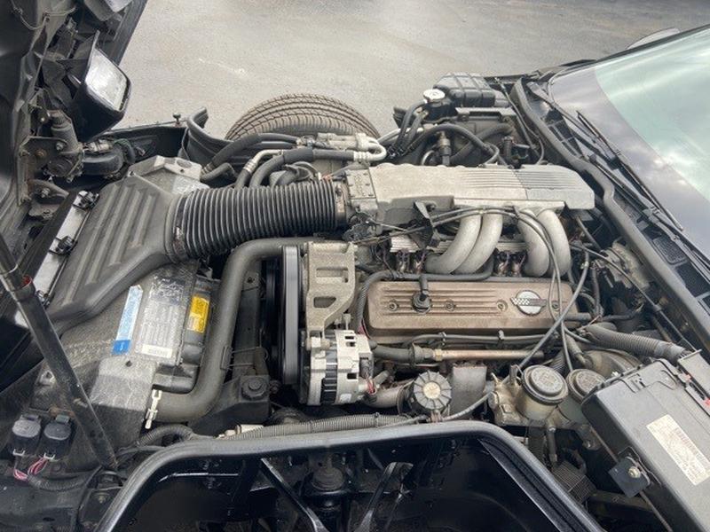 Chevrolet Corvette 1991 price $9,693