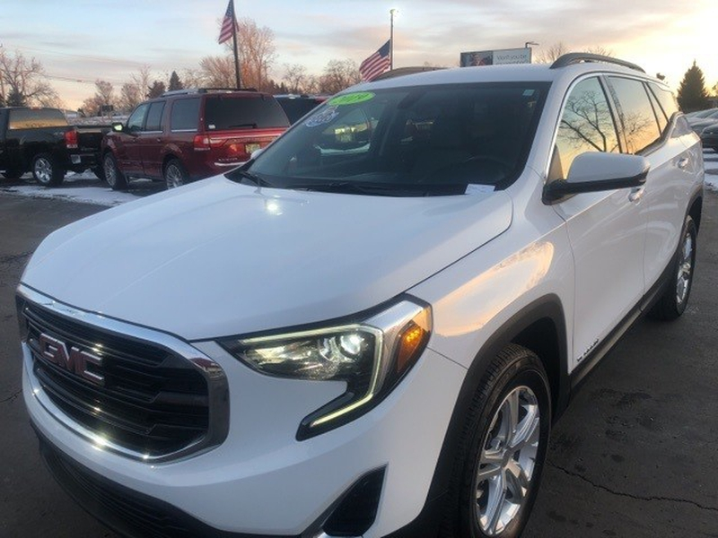 GMC Terrain 2019 price $22,995