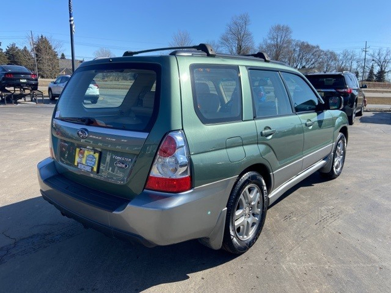 Subaru Forester 2007 price $5,500