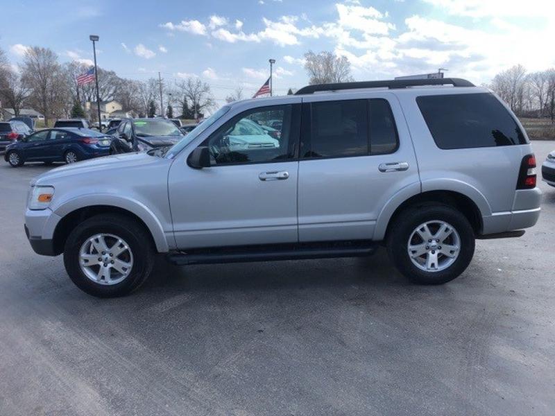 Ford Explorer 2009 price $7,000