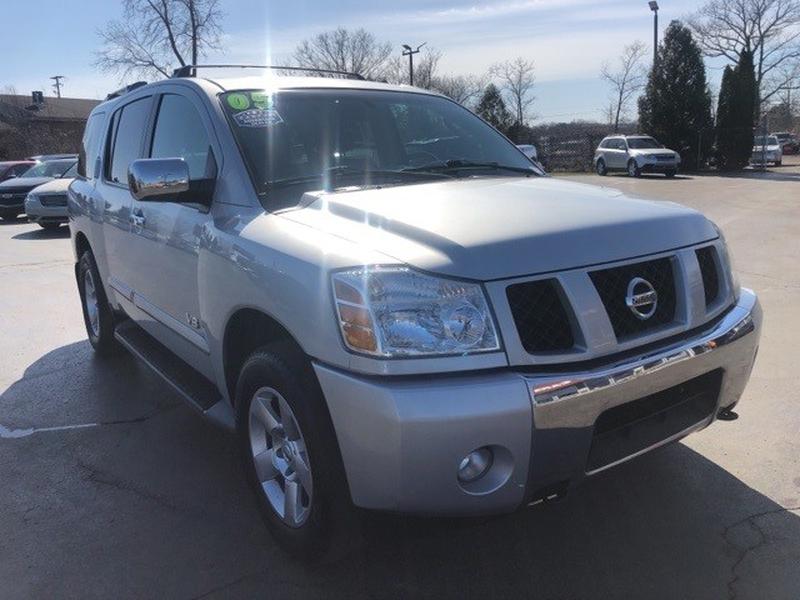 Nissan Armada 2005 price $8,000