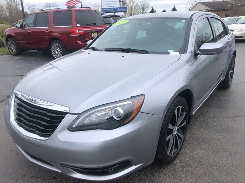 Chrysler 200 2013 price $7,000