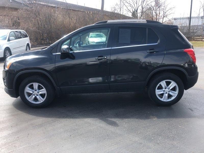 Chevrolet Trax 2016 price $13,500
