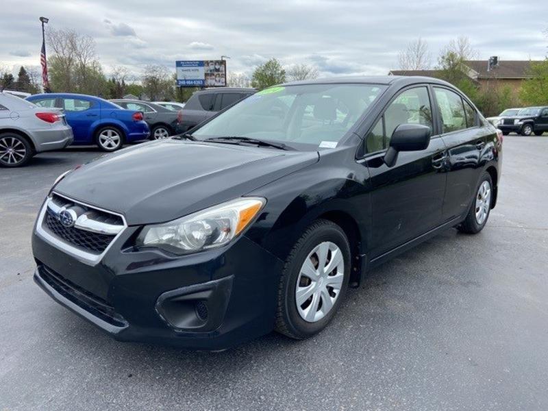 Subaru Impreza 2014 price $12,500