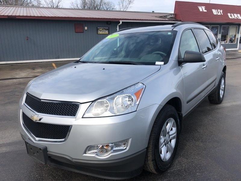 Chevrolet Traverse 2011 price $11,500