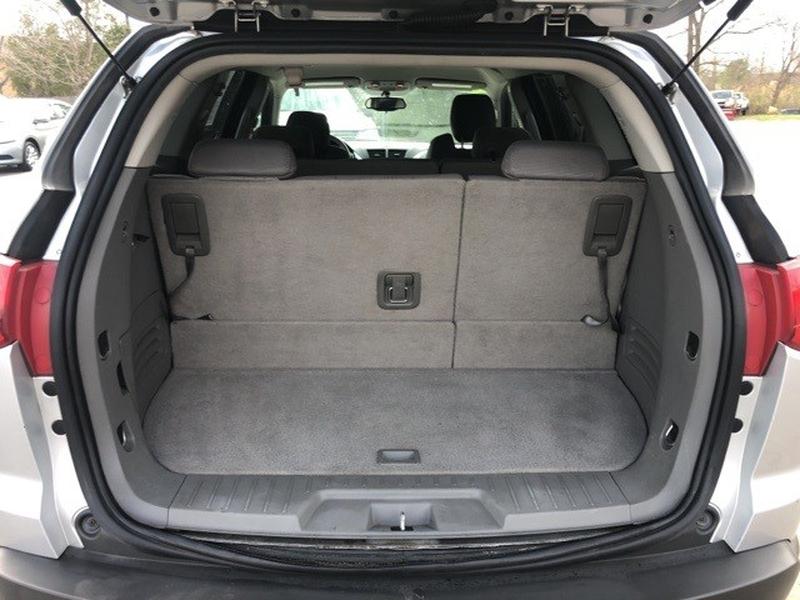 Chevrolet Traverse 2011 price $11,504