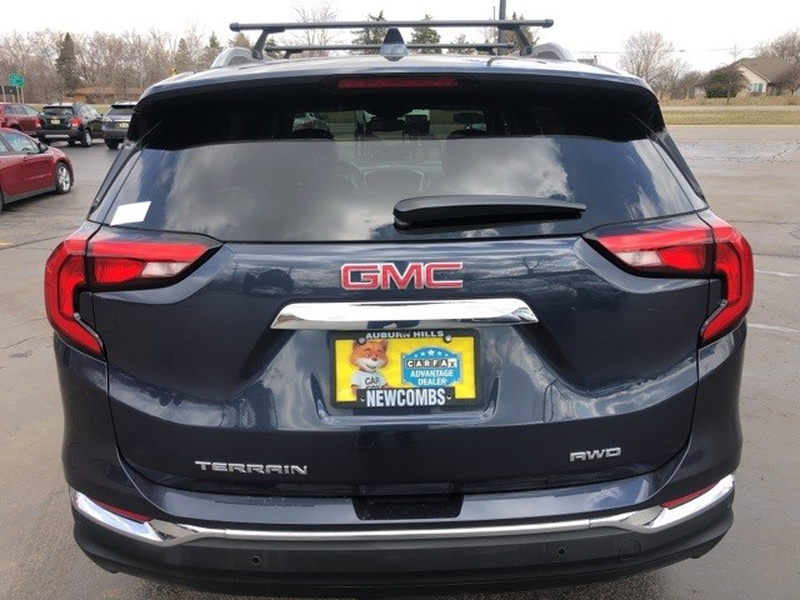 GMC Terrain 2018 price $21,000