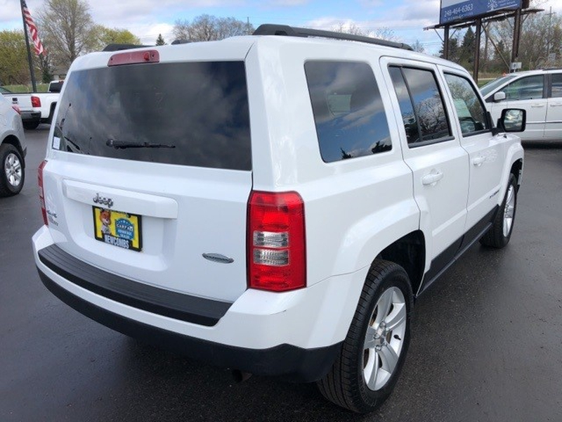 Jeep Patriot 2014 price $10,000