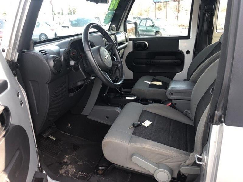 Jeep Wrangler 2008 price $12,995