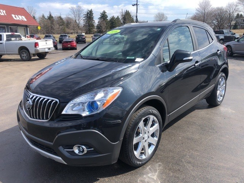 Buick Encore 2016 price $18,500