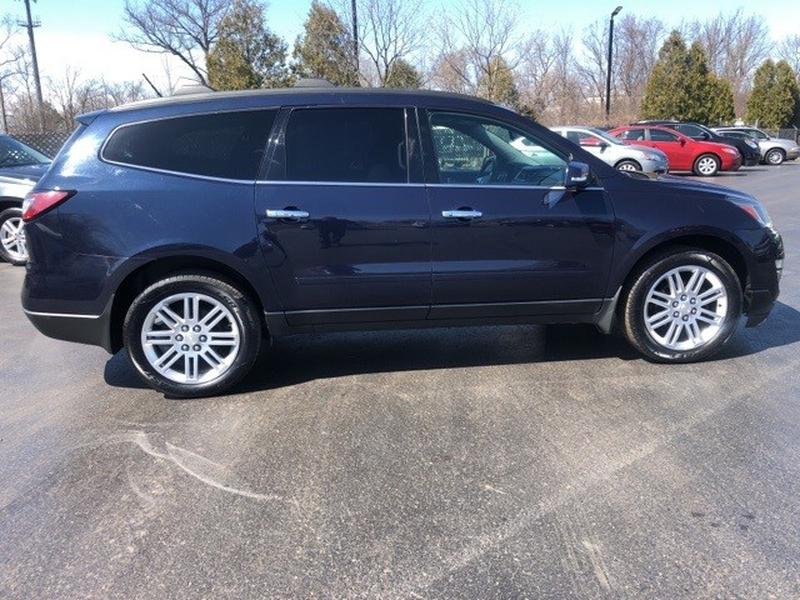Chevrolet Traverse 2015 price $14,000
