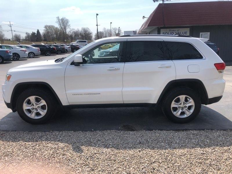 Jeep Grand Cherokee 2015 price $18,200