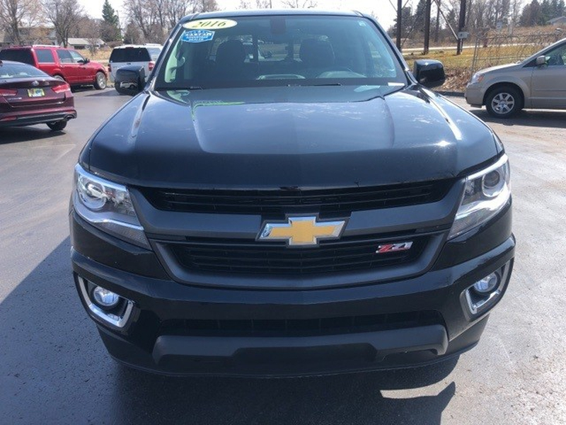 Chevrolet Colorado 2016 price $27,500
