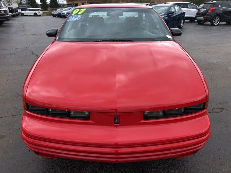 Oldsmobile Cutlass 1997 price $6,500